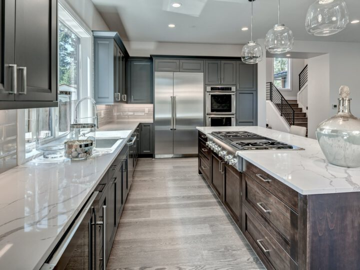 Remodeling Your Kitchen – How to Remodel the Floor and Appliances