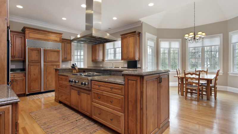 Modern Kitchen Remodeling Project in Houston, TX