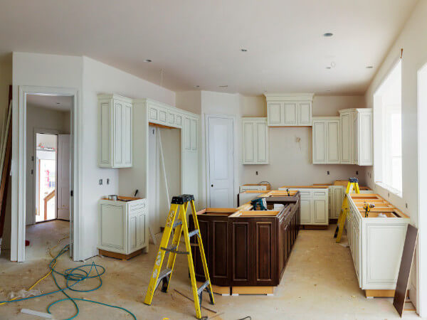 Modern Kitchen Renovation Project in Houston, TX