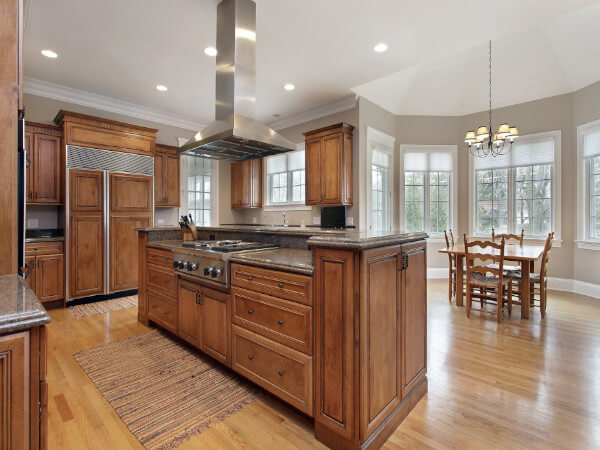 Master Kitchen Designs Project in Houston, TX